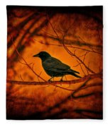 Night Guard Fleece Blanket