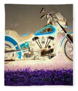 Night Rider Fleece Blanket