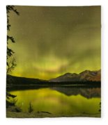 Night Sky Magic Fleece Blanket