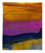 Nightfall 04 Fleece Blanket