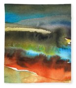 Nightfall 13 Fleece Blanket