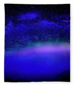 Nightsky Africa 6 Fleece Blanket