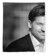 Nikolaj Coster-waldau 5 Fleece Blanket