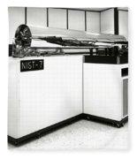 Nist-7, Atomic Clock Fleece Blanket