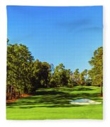 No. 8 Yellow - Jasmine 570 Yards Par 5 Fleece Blanket