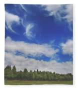 No Limits Fleece Blanket