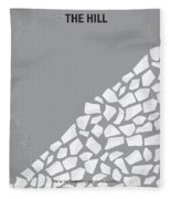 No091 My The Hill Minimal Movie Poster Fleece Blanket