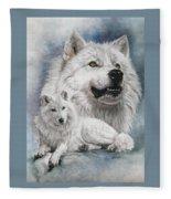 Noble Intensity Fleece Blanket