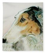 Noble Scrutiny Fleece Blanket