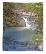 Norrish Creek Fleece Blanket