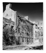 Norristown State Hospital Fleece Blanket