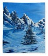 North Face Fleece Blanket