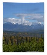 North Fork Autumn Fleece Blanket