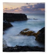 North Shore Tides Fleece Blanket