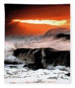 North Shore Fleece Blanket