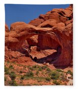 North Window Fleece Blanket