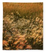 Northern Summer Fleece Blanket