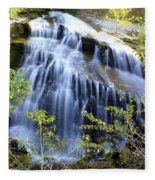 Northfork Falls Fleece Blanket