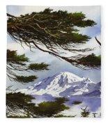 Northwest Majesty Fleece Blanket
