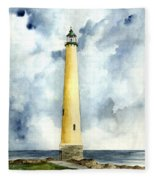 Northwood Lighthouse Fleece Blanket