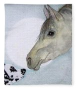 Nose 2 Nose Fleece Blanket