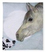 Nose 2 Nose Fleece Blanket