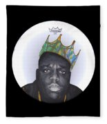 Notorious Fleece Blanket