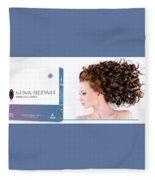 Nova Repair Review Fleece Blanket