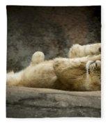 Now I Lay Me Down To Sleep Fleece Blanket