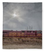 Ns 8104 Lehigh Valley At Booneville In Fleece Blanket