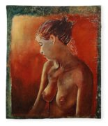 Nude 458755 Fleece Blanket