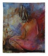 Nude 569090 Fleece Blanket