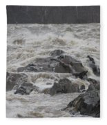 Potomac Torrent Fleece Blanket