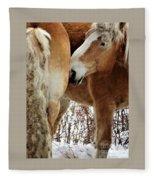 Nurture Nature 2 Fleece Blanket