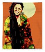 O' Fania Fleece Blanket