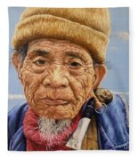 O Mr Mountain Baguio Fleece Blanket