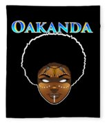 Oakanda  Fleece Blanket