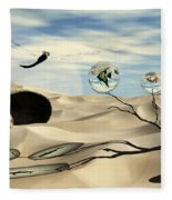Observations Fleece Blanket