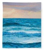 Ocean Art 1 Fleece Blanket