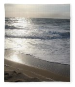 Ocean City  Fleece Blanket