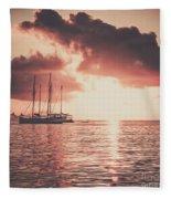 Ocean Dream Fleece Blanket