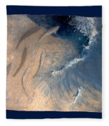 Ocean Fleece Blanket