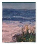 Ocean Trail Fleece Blanket