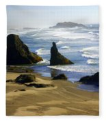 Oceanscape Fleece Blanket