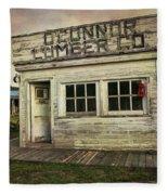 O'connor Lumber Co Fleece Blanket