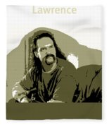 Office Space Lawrence Diedrich Bader Movie Quote Poster Series 006 Fleece Blanket