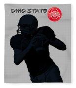 Ohio State Football Fleece Blanket