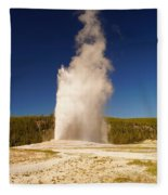 Old Faithful IIi Fleece Blanket