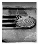Old Ford 85 Fleece Blanket