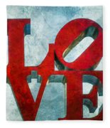 Old Love Fleece Blanket